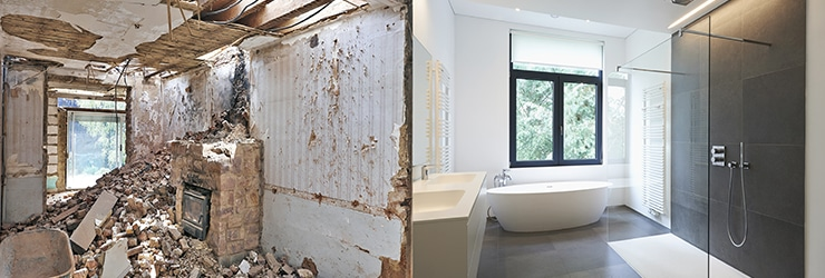 goedkoop badkamer verbouwen