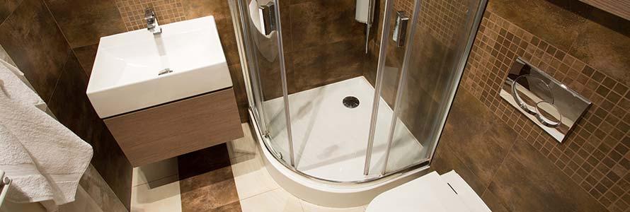 kleine badkamer ontwerpen