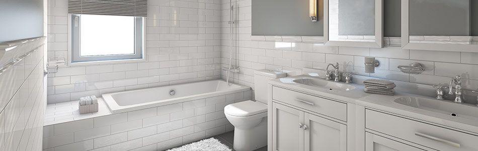 nieuwe badkamer in Leuven